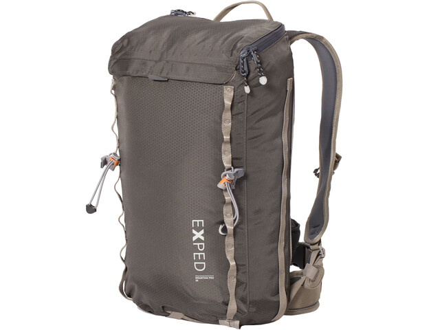 Exped Mountain Pro 20 Backpack bark brown